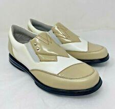 New Sandbaggers Pip Sand Beige Women's Golf Shoes Size 5