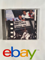 PERFECT GENTLEMAN: Rated PG CD © 1990, Columbia Label, LN Condition