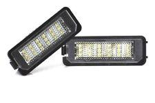 Für Seat Ibiza Leon Superb LED Kennzeichen Beleuchtung Nummernschildbeleuchtung-