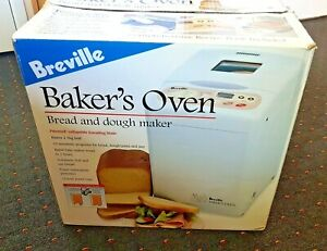 Breville Bakers Oven Model BB290 as new with original box & manual (Ref-RJ1344)