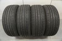 4x Sommerreifen Bridgestone Turanza T001 205/55 R16 91Q / DOT 16-19 / 6,8 mm