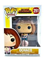 FUNKO POP! ANIMATION: MY HERO ACADEMIA - OCHACO #251 *IN HAND UK STOCK*