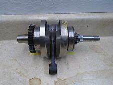Honda 250 XR XR250R XR250-R Used Engine Crankshaft & Rod 1982 HB273