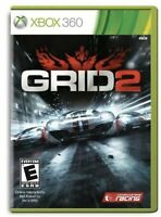 GRID 2 Xbox 360/One Kids Car Racing Game Rare Collectible