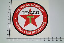 Texaco Texas Company Pegatina Sticker v8 oil Motorsport Speedshop JDM v6 mi282
