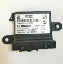 NEW OEM 2010-2018 ENCLAVE/CTS/TRAVERSE/ACADIA CONTROL MODULE (22743052)