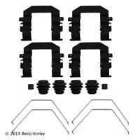 Beck Arnley 084-1563 Disc Brake Hardware Kit