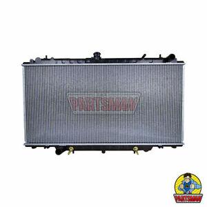 Radiator Nissan Patrol GU Y61 2.8L & 3.0L Diesel 10/97- With Bleed Pipe Manual &