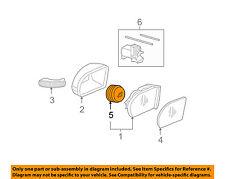 Mercedes MERCEDES-BENZ OEM-Door Side Rear View Power Mirror Motor 2038202242