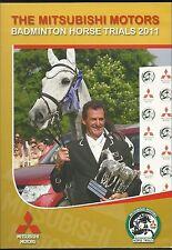 THE MITSUBISHI MOTORS BADMINTON HORSE TRIALS 2011 DVD