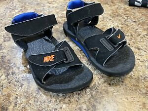 Kids Nike Sandals Preowned Size 10 Model 95-12-FC 151057