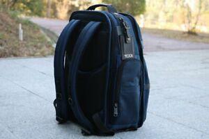 TUMI Alpha 3 T-Pass Business Class Brief Pack Blue (BNWT) | retail $500+