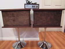 vintage bose 901 speakers. two bose 901 series ii vintage stereo speakers included equalizer, stands