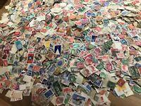 France Stamps vintage to modern 1000 stamps