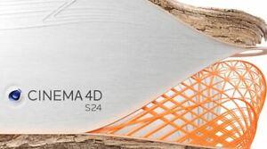 CINEMA4D S24.037 Winx64/macOS