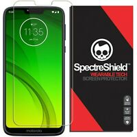 For Motorola Moto G7  Screen Protector Spectre Shield USA Made Lifetime