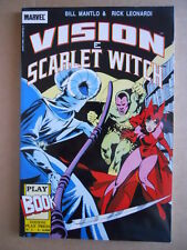 VISION & SCARLET WITCH - Bill Mantlo & Leonardi - Play Book n°Play Press[G477]