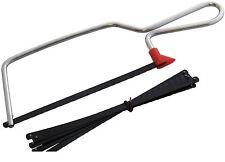 "6"" 150mm Junior Hacksaw With 6 Hack Saw Blades New Cutting Workshop Tool Metal"