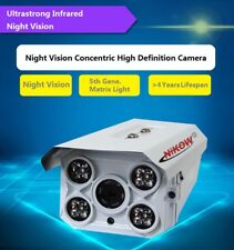 1080P 2MP HD AHD CCTV IP Camera P2P Onvif Outdoor Night Vision Motion Detection