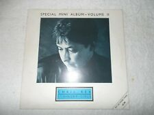 Vinyl 12 inch LP Record Album MIni Chris Rea Stainsby Girls 1985