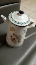 Villeroy & Boch French Garden Roanne Emaille - Blech Kaffeekanne / Kanne 18