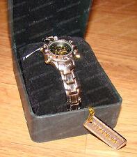 Universal TITANIUM Chronograph / Diver's Style Women's Watch (Geneva Japan)