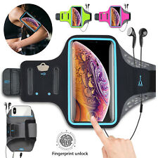 Universal Sport Arm Band Cell Phone Holder Running Jogging Gym Arm Band Bag Case