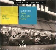 CD NEUF JAZZ IN PARIS - Earl HINES - Paris One Night Stand