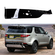 For Land Rover Discovery 5 LR5 2017 L462 Trunk Tail Gate License Decoration Trim
