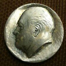 Norwegen 50 Kronen 1978 Olav Geburtstag 925er Silber