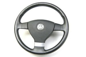 VW Touran Golf 5 Lenkrad 3 Speichen 1K0419091EQ