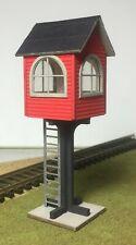 "Motrak Models ""Watch Tower"" Laser-Cut HO Scale Structure Kit,"