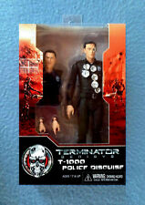 """TERMINATOR GENISYS T-1000 POLICE DISGUISE OFFICER 6"""" FIGURE NECA 2015 VARIAN"""