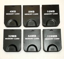 New Memory Card for Nintendo Gamecube / Wii
