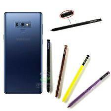 S Pen Stylus For Samsung Galaxy Note 9 N960 Black Brown Purple Yellow