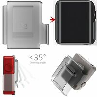 Clip Case Translucent for Shanling Hi-Res MP3 Music Player M0 Bluetooth Lossless