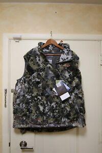 Sitka Gear Fanatic Vest, Elevated II, Brand New with Tags, 2XL 50228-EV-XXL
