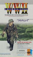 """Dragon 1:6 12"""" WWII Crimea 1944 Wehrmacht Panzerjager NCO Gerhard #70008U"""