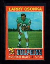 1971 TOPPS #45 LARRY CSONKA EX-MT+ D9257