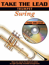 Take The Lead Swing Trumpet Jazz Instrumental Solo Piano FABER Music BOOK & CD