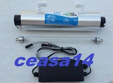 For RO UV  Water Filter Purifier SAY UV Lamp (11 W)+Chamber/Barrel+Adapter.