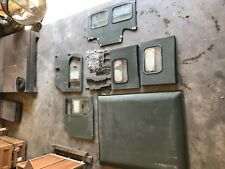M151 VEHICLE FAMILY, MILITARY JEEP, HARD TOP KIT, DOORS, SIDES, BACK, TOP