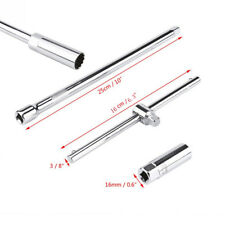 16mm Drive Extension Bar Socket Spark Plug Removing Drive  T-handle design