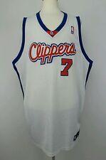 Reebok NBA Los Angeles Clippers Lamar Odom Basketball Jersey Size Adult 56