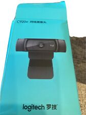 Logitech C920e / C920 HD Webcam, Full HD 1080p Video Calling and Recording