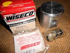 NOS Wiseco Piston Kit 4TH O/S 1.00 1988 Suzuki RM125 568P4