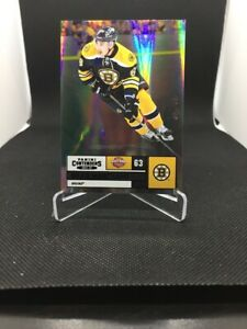 2011-12 Panini Contenders Brad Marchand Base Platinum 1/1