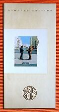 PINK FLOYD – WISH YOU WERE HERE Ltd Sony Mastersound Gold CD Long Box SEALED