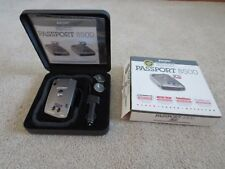 Escort Passport 8500 X50 Radar Laser Detector Red Display Nice 80-000085-14
