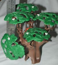 Playmobil Big Tree for diorama forest house city life Dinosaurs 5231